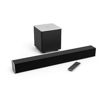 """VIZIO 38"""" Home Theater 2.1 Sound Bar Wireless Subwoofer Bluetooth with Remote"""