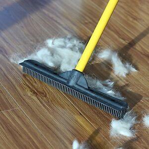 NEW Evriholder FURemover Broom Rake Sweeper Cleaning Equipment Carpet 3DAYSHIP