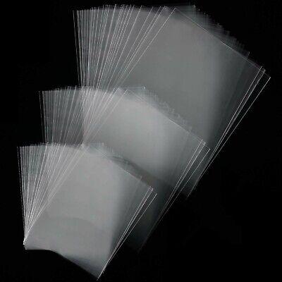 Shrink Wrap Bags 200 Pieces Pvc Clear Heat Shrink Wrap Shrink Film Bag For P...