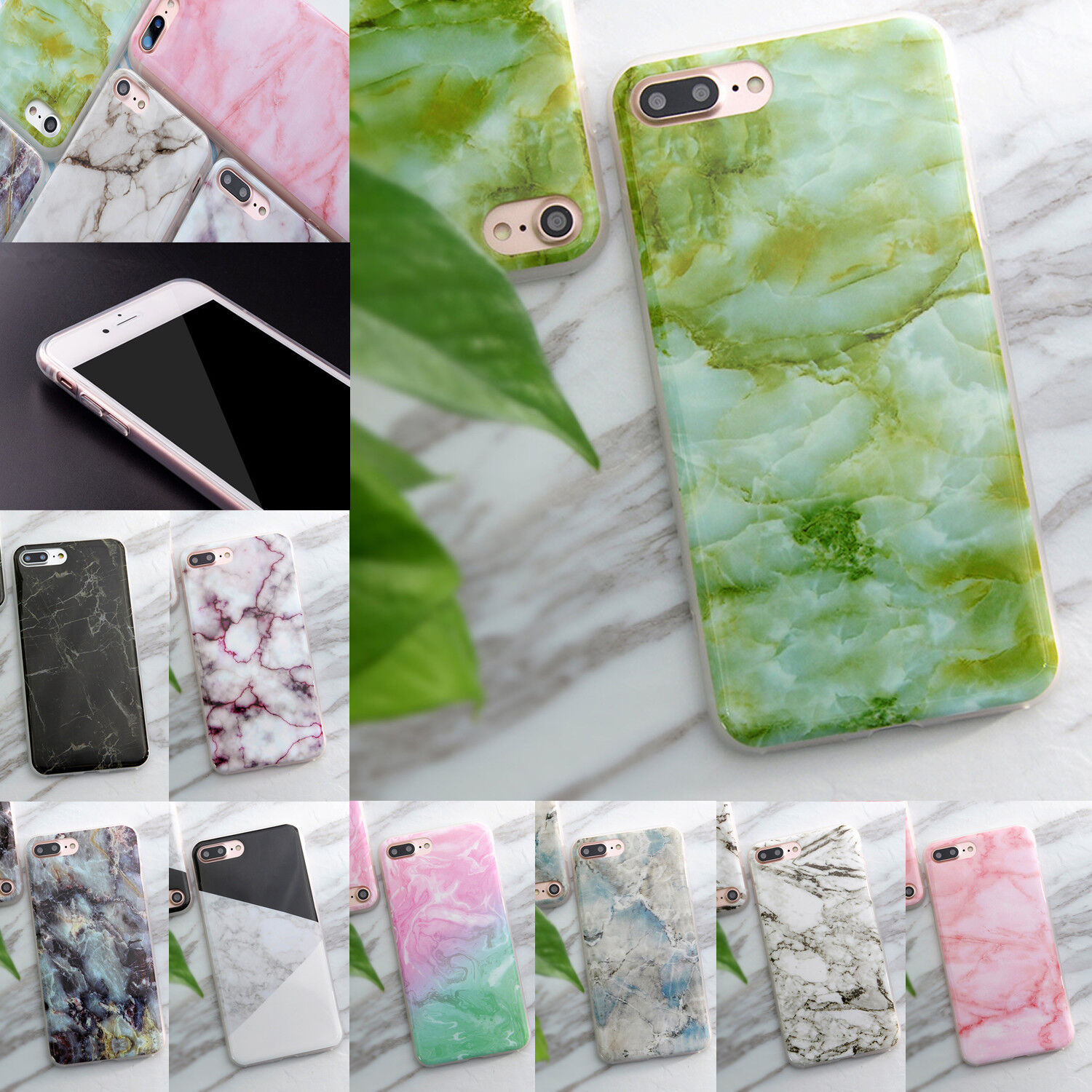 for-apple-iphone-x-8-7-plus-marble-cases-covers-accessories-womens-girls-bulk