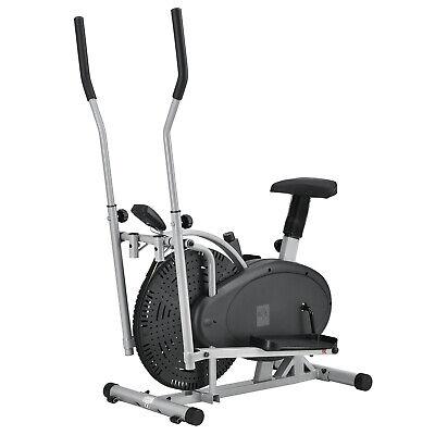 Crosstrainer Heimtrainer Ergometer 2in1 Fitness Sport Ellipsentrainer ArtSport® (Sport Trainer)