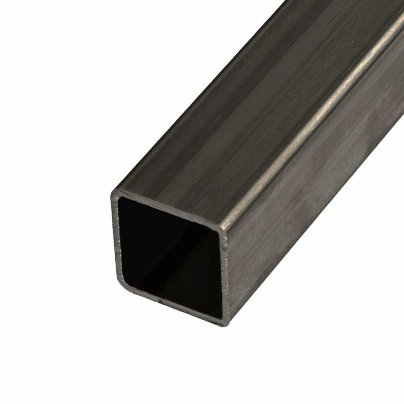 "Steel Mechanical Square Tube, 1-1/4"" x 1-1/4"" x 0.083 (14 ga.) x 24 inches"