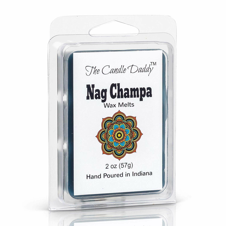 Nag Champa Incense Wax Melts Tarts tart/oil warmer burner NE