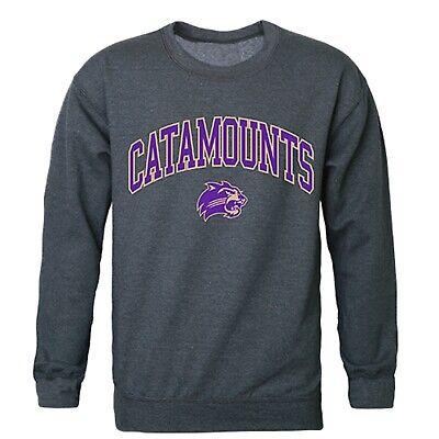 Western Carolina University Catamounts WCU Crewneck Sweater -Officially Licensed Western Carolina University