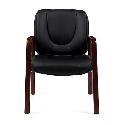 Office Waiting Room Chairs - 11770b Office Reception Chairs With Wood Accents
