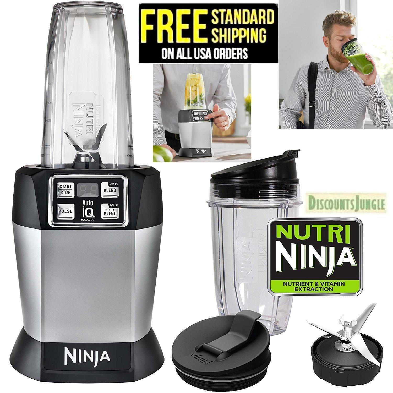 Nutri Ninja Auto-iQ Blender