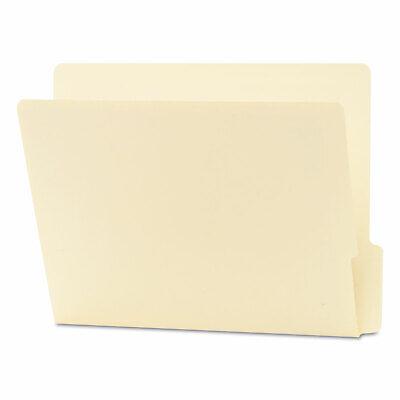 Smead Folders 13 Cut Bottom Reinforced End Tab Letter Manila 100box 24137