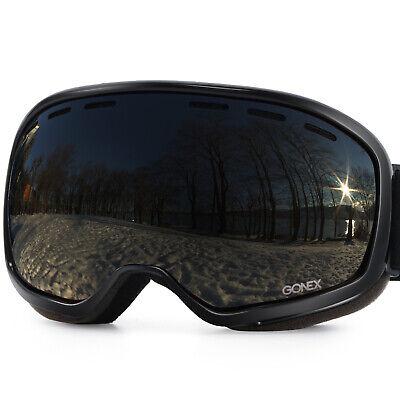 Winter Adult Teen Ski Goggles UV Protection Anti Fog Snow Snowboard Goggles