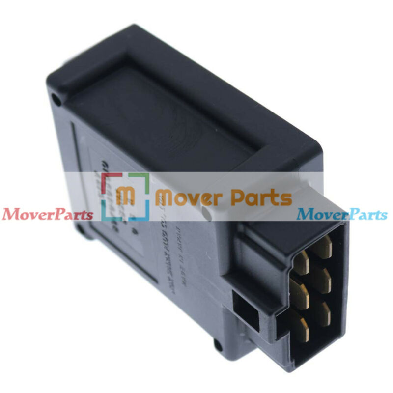 Glow Plug Controller Relay M809173 for JohnDeere Tractor 4100C 4100G 4100H 4100N