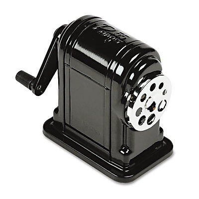 X-acto Ranger 55 Classroom Manual Pencil Sharpener Black 1001