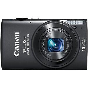 Canon-PowerShot-ELPH-330-12-1MP-Digital-Camera-with-10x-Optical-Stabilized-Zoom
