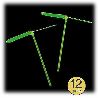 Glow in the Dark Dragonfly Dragonflies - Bulk Wholesale Pack of 12