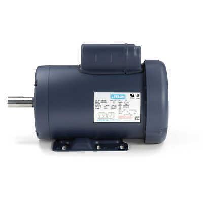 Leeson Electric Motor 120036.00 2 Hp 3450 Rpm 1-ph 115208-230 Volt 145t Frame