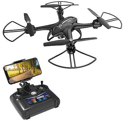 Holy Stone HS200D FPV RC Drone with 720P HD Wifi Camera 2.4G Hover Quadcopter