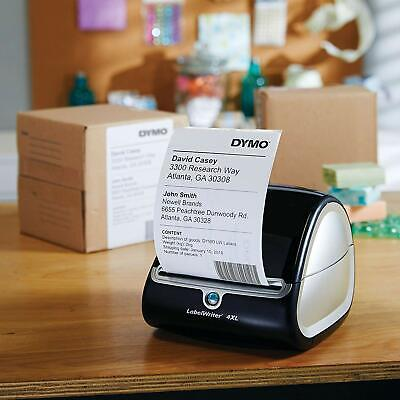 Dymo Labelwriter 4xl Label Thermal Printer - Black 1755120