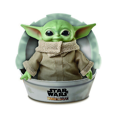 MATTEL®  GWD85 Star Wars Mandalorian The Child - Baby Star Wars