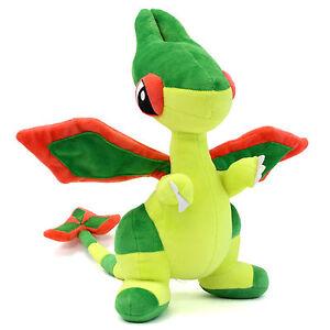 Pokemon Center Monster Flygon Plush Stuffed Doll Toy Animal 12