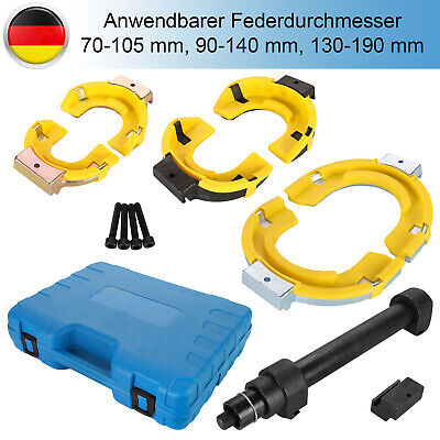 Stoßdämpfer Federspanner Satz Federbein System Für BMW//Benz Spannen Werkzeug