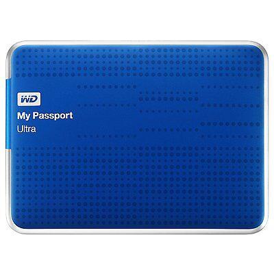 Western Digital My Passport Ultra 1TB USB 3.0 Portable External Hard Drive