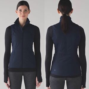 LULULEMON 'Run for Cold' Vest - WORE ONCE! - Purchased for $148