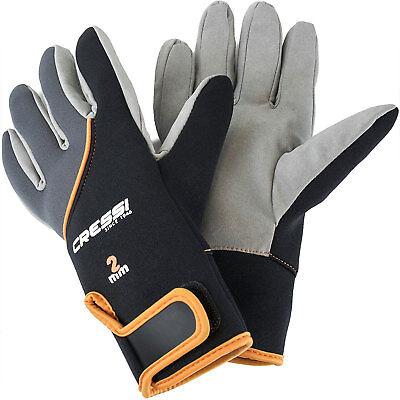 Scuba Dive Gloves - Cressi Tropical 2mm Scuba Dive Gloves