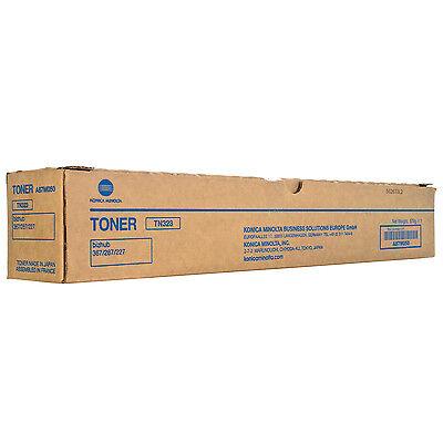 Genuine Konica Minolta BIZHUB 227 / 287 Toner Cartridge TN323 A87M030 for sale  Shipping to India