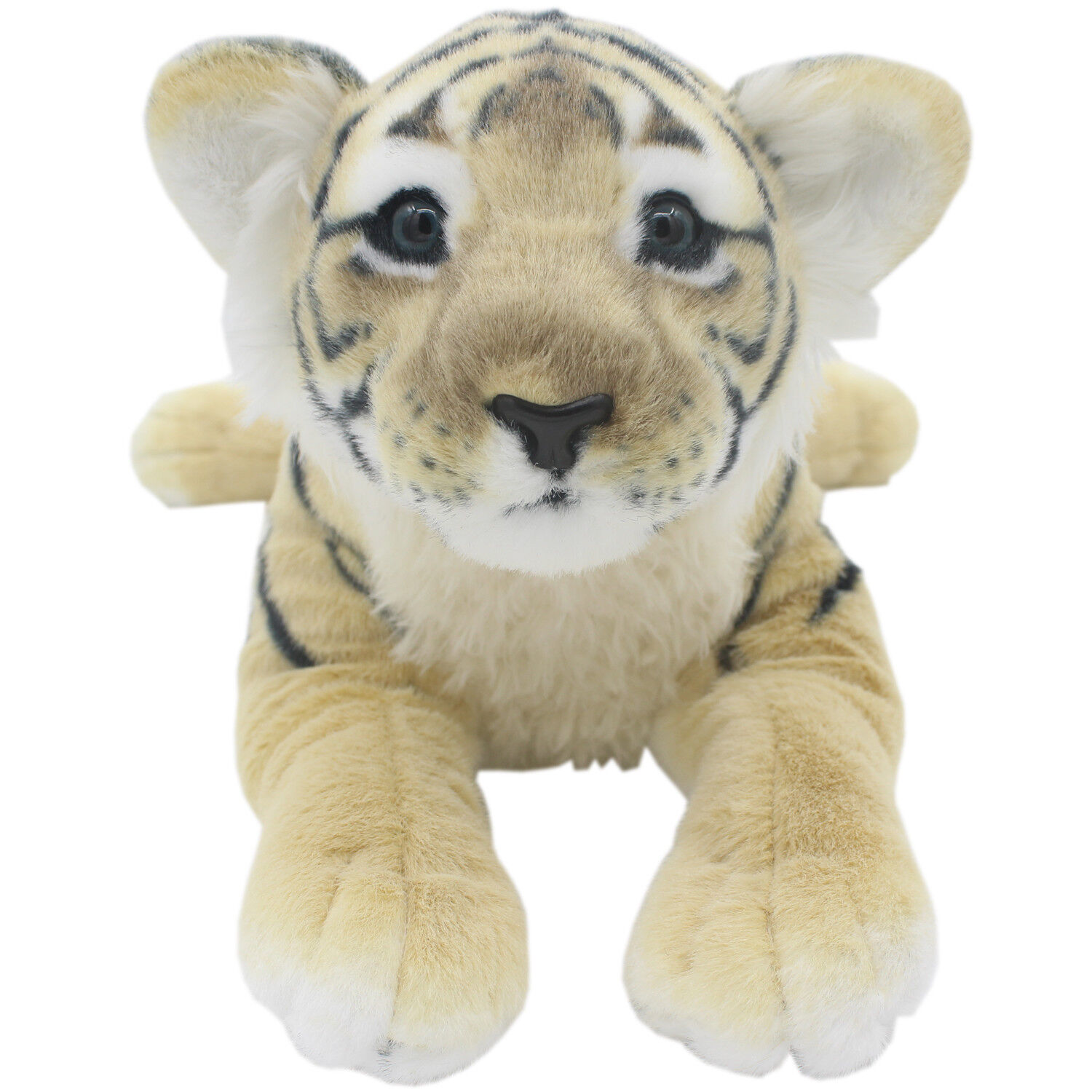 TAGLN Realistic the Jungle Animals Stuffed Plush Lifelike To
