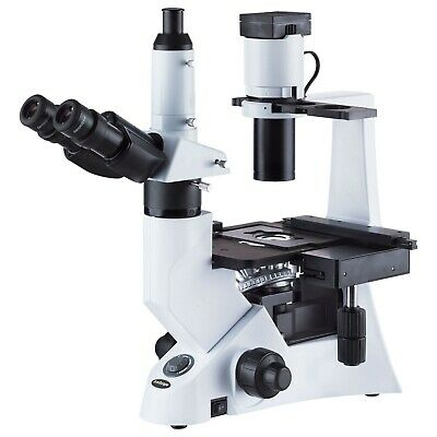 40-1000x Inverted Infinity Phase-contrast 30w Biological Microscope