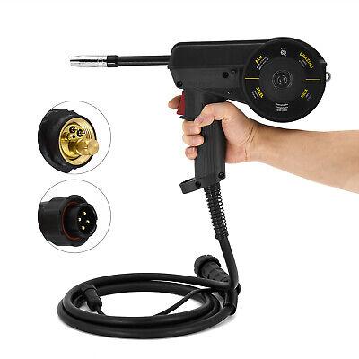10ft Mig Welder Spool Gun 24v Motor Wire Feed Aluminum For Miller 210 907046