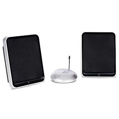 Kabellose Funklautsprecher PC Boxen Wireless Speaker Lautsprecher Soundsystem