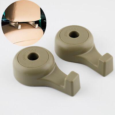 2X Universal Car Parts Seat Headrest Seat Hook Holder Hanger For Bag Accessories