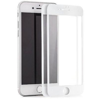 """2x 3D Schutz Glas für iPhone 7 4,7"""" Displayschutz Folie 9H-Panzer Glasfolie 9H"""
