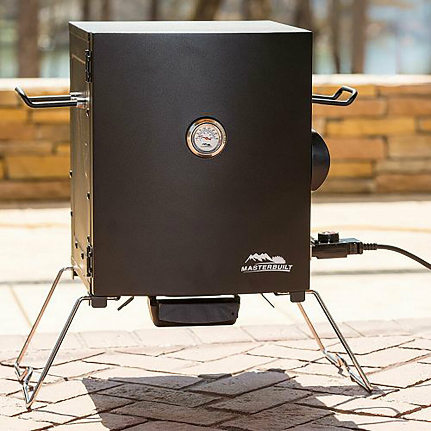 Masterbuilt Portable Electric Smoker - New In Original Box
