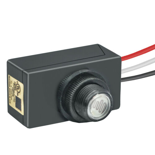 LED Wall Pack Light,Light Sensor,Dusk to Down Photocell for Outdoor Light