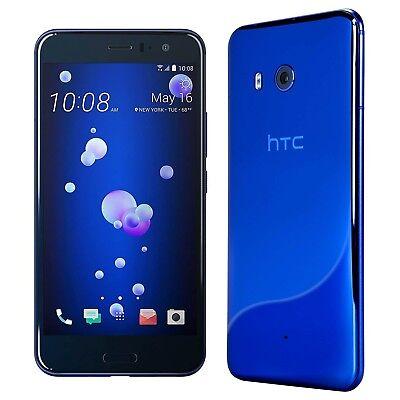 HTC U 11 - 64GB - Sapphire Blue (Sprint) Smartphone 7/10 GSM Unlocked