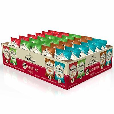 Miss Vickie's Potato Chips Variety Pack 30 ct delicious 4  flavors-NEW