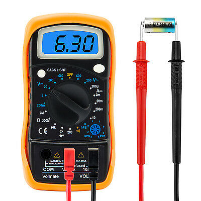 digital voltmeter amperemeter ohmmeter multimeter volt ac. Black Bedroom Furniture Sets. Home Design Ideas
