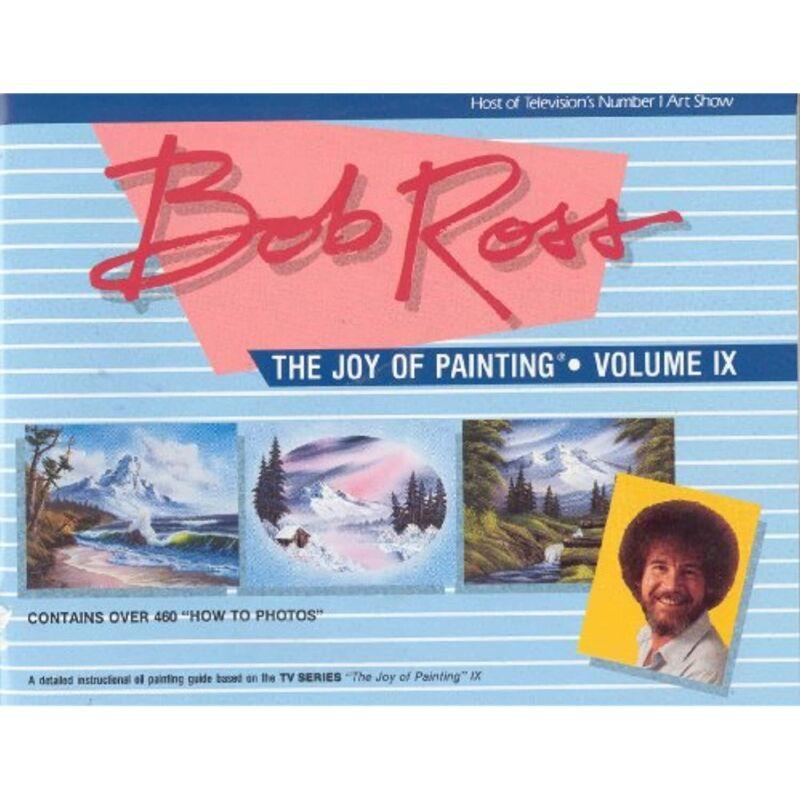 Bob Ross Joy of Painting VOL 9