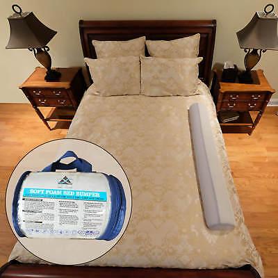 Foam Bed Bumper Toddler Bed Rail Foam Safety Sleep Guard Safety Pillow -