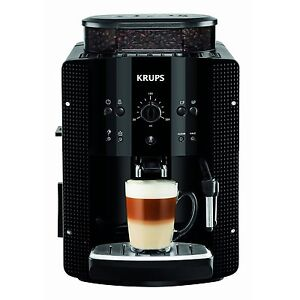 Krups EA8108 Bean To Cup Fully Automatic Espresso Machine | WORLDWIDE SHIPPING