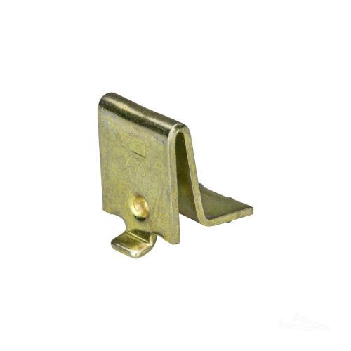 20 Pack Brass Knape & Vogt 256 Adjustable Steel Pilaster Shelf Support Clip