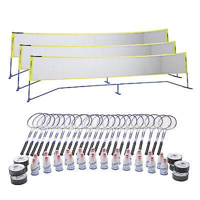 Funnets® 12-Player Badminton Set