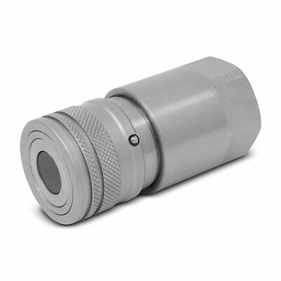 Cat 195-6525 Replacement Female Hydraulic Quick Coupler