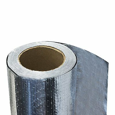 Heavy Duty Radiant Barrier Insulation Xtemp Attic Foil 1000 Sqft 4 Perforated