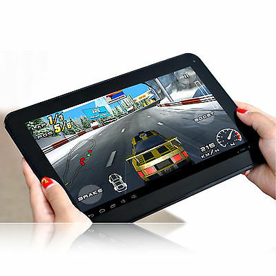 """New Tablet PC 10.1"""" Inch Google Android 4.4 Kitkat 8GB/1GB HDMI GPS A23 HOTEST"""