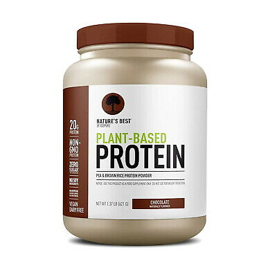 Nature's Best Plant Based Protein - 1lb - 3 Flavors - Blowout Sale