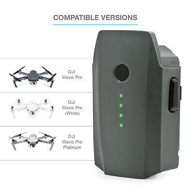 11.4V 3830mAh Intelligent Flight LiPo Battery For DJI Mavic Pro platinum Drone