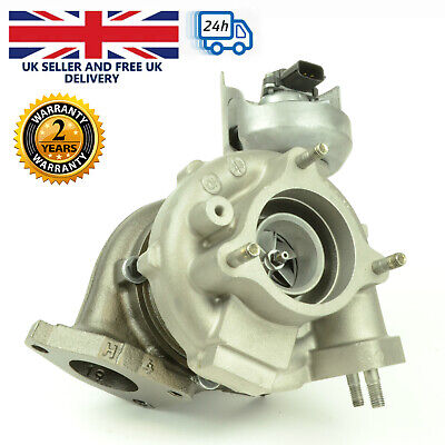 IHI Turbocharger for Mazda 3, 5, 6 - 2.2 D. 185 BHP. Turbo VJ45. + GASKETS