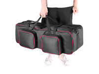 100x20cm Photography Tripod Carry Case Bag Padded Pro Quality For Camera Video