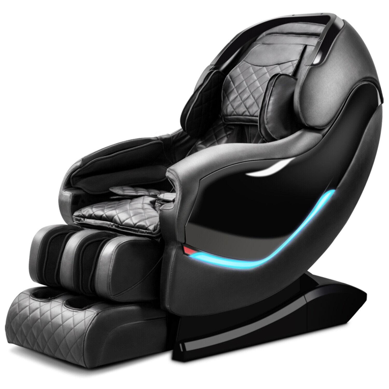 Massage Chair, Electric Full Body Zero Gravity Shiatsu Massage Chair Business & Industrial